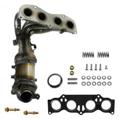 06-08 Rav4 (Stamped 28340); 08-12 Scion xB w/2.4L Exhast Manifold w/Integral Cat Conv & Install Kit