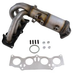 07-09 Camry; 07-08 Solara (w/2.4L & Fed Em) Exhaust Man w/Catalytic Conv, Gkt & Hrdwre Kit