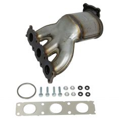 07-10 Volvo XC90 w/3.2L (for Cylinders 4,5, 6) Exhaust Man w/Catalytic Conv, Gkt & Hrdwre Kit