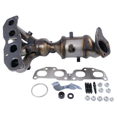 Exhaust Manifold Catalytic Converter for Nissan 07-12 Altima 2.5L Coupe