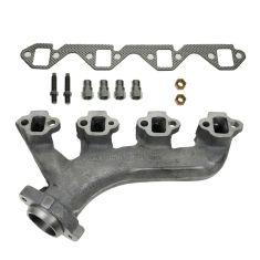 88-96 Ford 351 5.8L Exh Manifold & Gasket Kit LH (Dorman)
