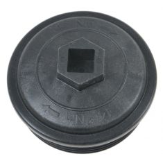 03-07 (to12/18/06) Ford 6.0L Turbo Diesel Engine Mtd Fuel Filter Cap