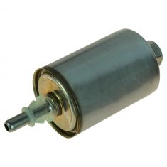 97-05 Chevy, GMC; 98-00 Isuzu; 97-01 Olds Multifit (w/Threaded Inlet) Fuel Filter (AC Delco)
