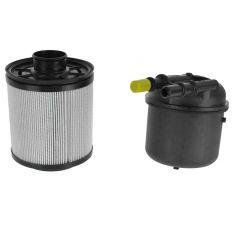 11-15 Ford F250, F350, F450, F550 Super Duty w/6.7L Diesel Fuel Filter (Motorcraft)