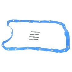 90-01 Ford, Mazda; 94-01 Mazda Multifit 3.0L Oil Pan Gasket Set (FELPRO)