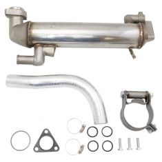 04-09 International 3, 4, 7, 8, CXT, RXT Series Multifit (19 Tube) EGR Cooler w/Gasket Set