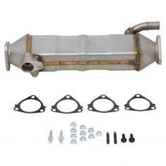 08-11 IC Corp CE, FE, RE; International 3, 4, 7 Series (24 Tube) Exhaust EGR Cooler w/Gasket Set