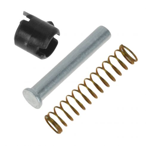 64-66 Chvlle; 66 Chvy II; 67-82 Corvt; 67-81 Trns Am, Fbird; 76-81 GM Multifit Horn Contact Kit (GM)