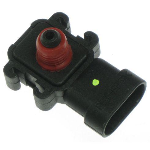 1A Auto Map Sensor for Chevy Silverado Express GMC Sierra Savana 6.6L Turbo Diesel