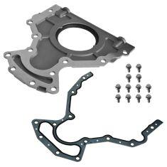 04-09 Buick; 02-12 Cdlc; 97-15 Chvy, GMC; 03-10 Hmr; 98-09 Pontiac; 05-09 Sb w/V8 Rr Main Seal Cover
