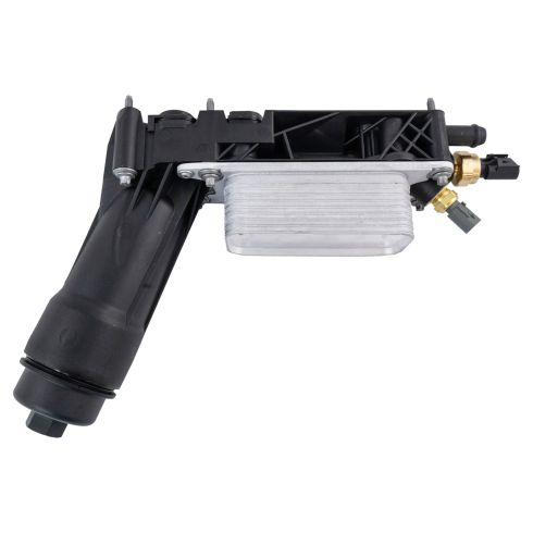 11-13 Jeep, Dodge, Chrysler Multifit w/3.6L Engine Oil Cooler Filter Housing Assembly