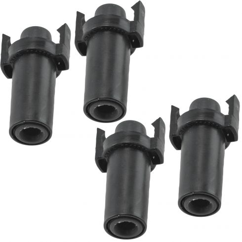 87-02 Buick Chevy Olds Pontiac Multifit 2.3L 2.4L Ignition Coil Boot Set of 4