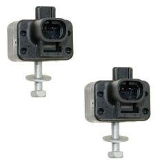 Front Airbag Impact Sensor Replacement | Airbag Crash