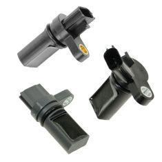 Nissan Infiniti Crankshaft & Camshaft Position Sensor Kit (3 Piece)