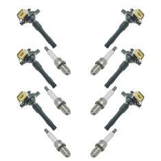 Ignition Coil & Spark Plug Kit