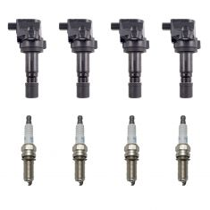Ignition Coil & Spark Plug Kit