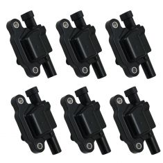 Ignition Coil 6 Piece Kit
