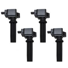 Ignition Coil 4 Piece Kit