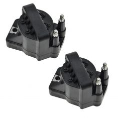 AC DELCO Ignition Coil D555 (Set of 2)