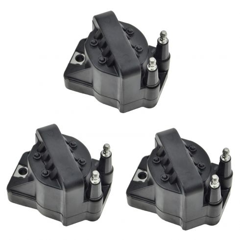 AC DELCO Ignition Coil D555 (Set of 3)
