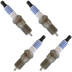 94-11 GM; 78-13 Ford; 78-13 Ford, Lincoln, Mercury SP493 Spark Plug (Set of 4) (Motorcraft)