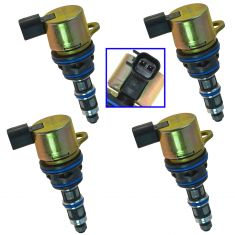 05-09 Chrysler, Dodge, Jeep Multifit w/5.7L Multiple Displacement Solenoid Set of 4(Mopar)