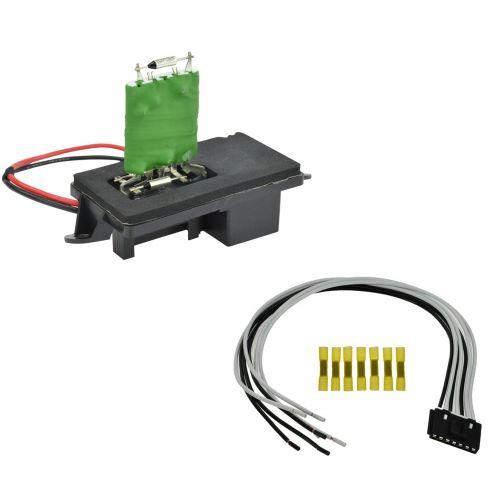 on 01 yukon heater resistor wiring diagram
