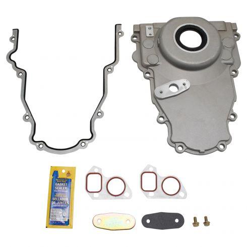 99-12 GM Multifit w/4.8L, 5.3L, 5.7L, 6.0L, 6.2L  Timing Cover w/Install Kit