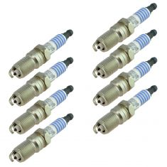 98-08 Ford; 98-99 Navigator ;V8 SP479 Spark Plug Set of 8 (Motorcraft)