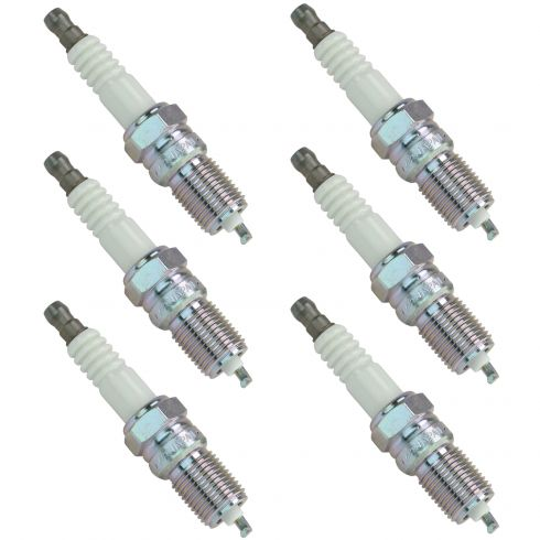 NGK G-Power Platinum Spark Plug Set of 6 (3403)