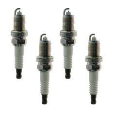 NGK G-Power Platinum Spark Plug Set of 4 (7098)