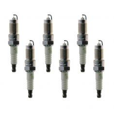 NGK G-Power Platinum Spark Plug Set of 6 (7159)
