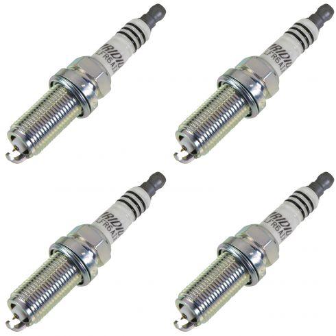 NGK Laser Iridium Spark Plug Set of 4 (6619)