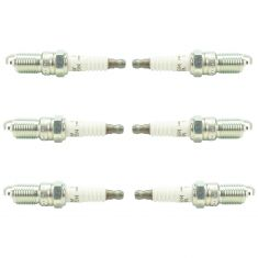 NGK V-Power Premium Spark Plug (Set of 6)(3951)