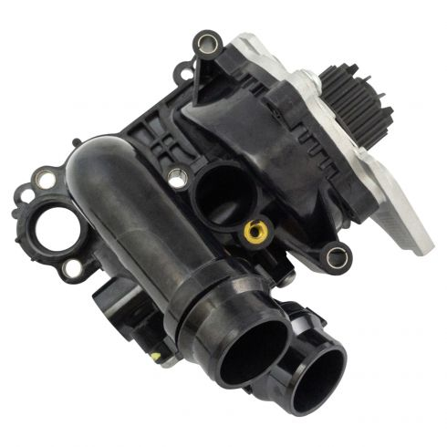 08-17 Audi Volkswagen Multifit 1.8L 2.0L Water Pump w/Housing
