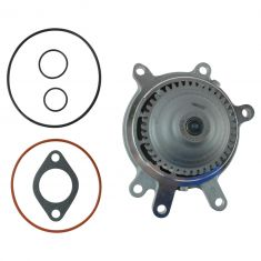 01-06 Chevy Silverado, GMC Sierra 2500HD, 3500 6.6L Dsl Engine Water Pump (AC Delco PRO Series)
