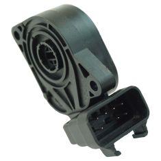 03 GM, 04-05 Caddy  FS SUV (w/Adj Pedals); 04-05 Chevy, GMC, 04 H2 (w/o Adj Pedal) Acc Pedal Sensor