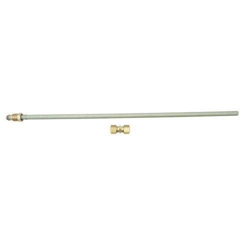 82-07 GM Multifit (3/8 In X 18 In w/16mm Flared Fitting) Steel Fuel Line Repair Kit (Dorman)