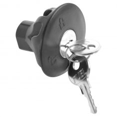08 14 Ford Lincoln Mercury Multifit Fuel Tank Locking Gas Cap Plug W