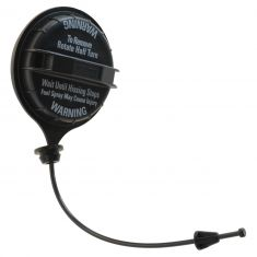 83-08 Ford Full, Mid Size SUV, Pickup, Van Non Locking Fuel Tank Gas Cap w/Tether Strap (Motorcraft)
