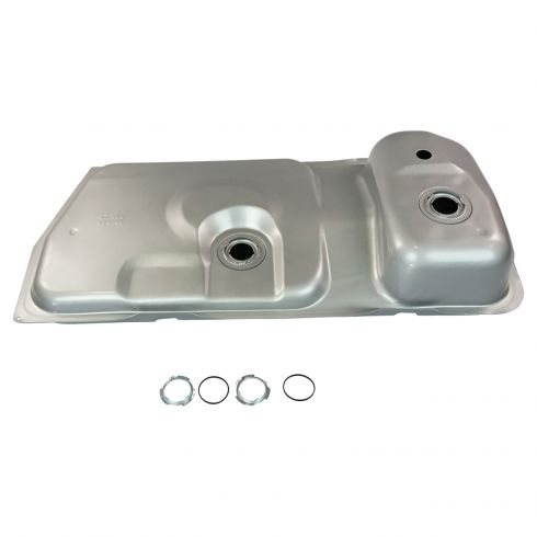 15.4 Gallon Fuel Gas Tank w// Strap Set for Mustang Capri