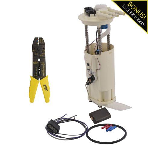 How to Replace Fuel Pump & Sending Unit Module 00-03 Chevy