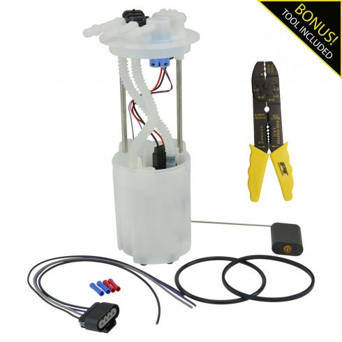 1999 oldsmobile silhouette fuel pump replacement