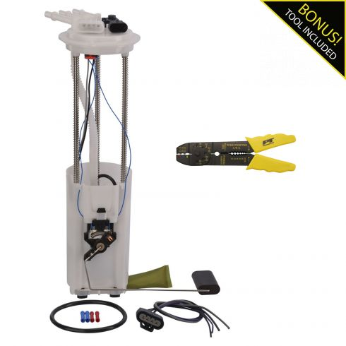 1996 S-10 Pickup S-15 Somoma Electric Fuel Pump and Sending Unit w/Crimping Tool