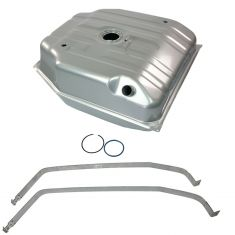 98-99 Chevy GMC Suburban Gas Engine 42 Gal Gas Tank & Strap Set