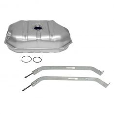97-02 Chevy S10 Blazer, GMC S15 Jimmy 2 Door; 03-04 (w/Robust Fuel) 19 Gal Gas Tank & Strap Set