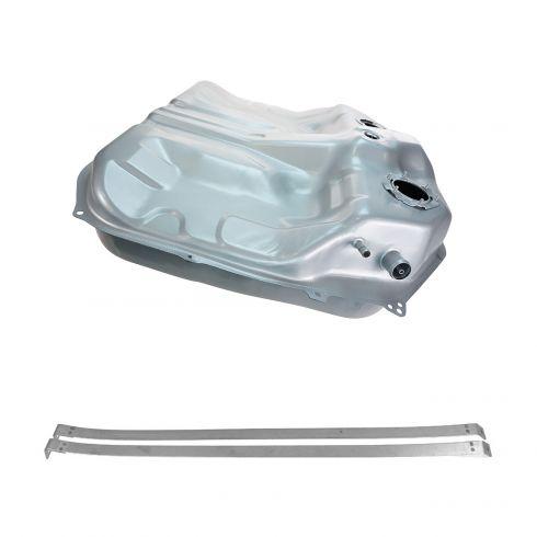 90-93 Honda Accord 17 gal Gas Tank & Strap Set