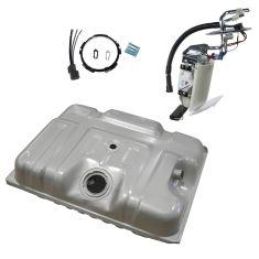 Fuel Tank w/ Sending Unit Kit Ford 18 Gal