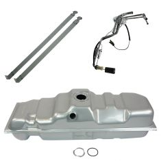Fuel Tank w/ Sending Unit & Straps Kit GM Diesel 8' Bed