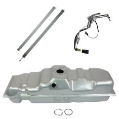 Fuel Tank w/ Sending Unit & Straps Kit GM Diesel 6' Bed